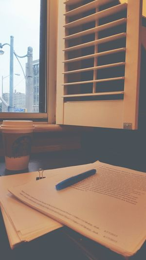 Coffee At Home Coffee and Study Torontophotographer Starbucks Studytime Grind Hustle Money Cozy Place Citylife Toronto