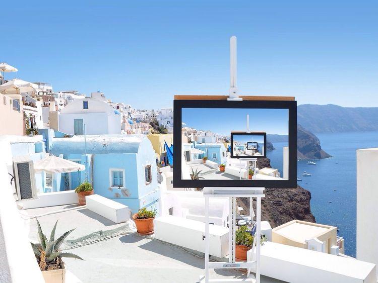 Santorini Oia Repetition EyeEm Best Edits