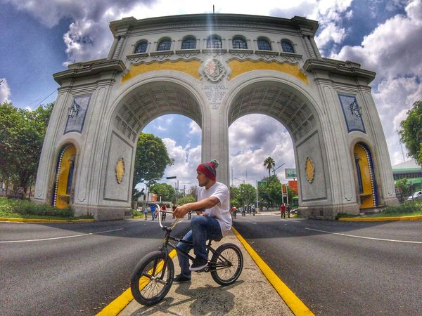 Lo mejor es andar en bici