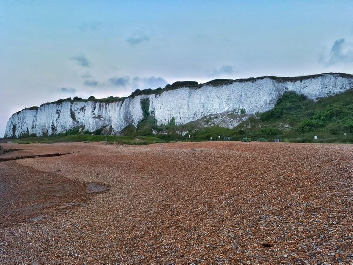 White cliffs England Sky No People Nature Outdoors White Cliffs  Beach Beauty In Nature EyeEm Selects Lost In The Landscape Perspectives On Nature