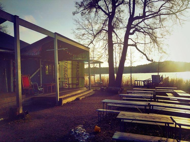 Stockholm, Sweden Bergshamra Outdoors Coffee Coffee Break