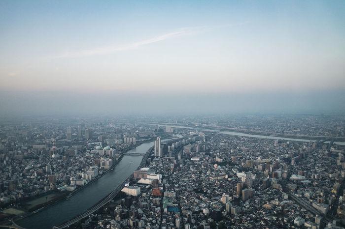 Observatory Cityview River Sumidariver Tokyo Skytree Tokyo Skytree View Tokyoskytree Tokyotower Tokyotower🗼