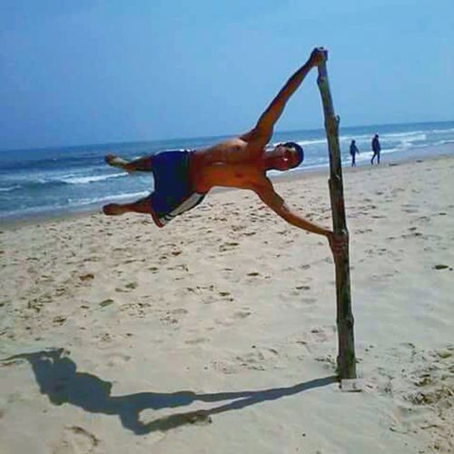 Workout Calisthenics Tunisia Nabeul