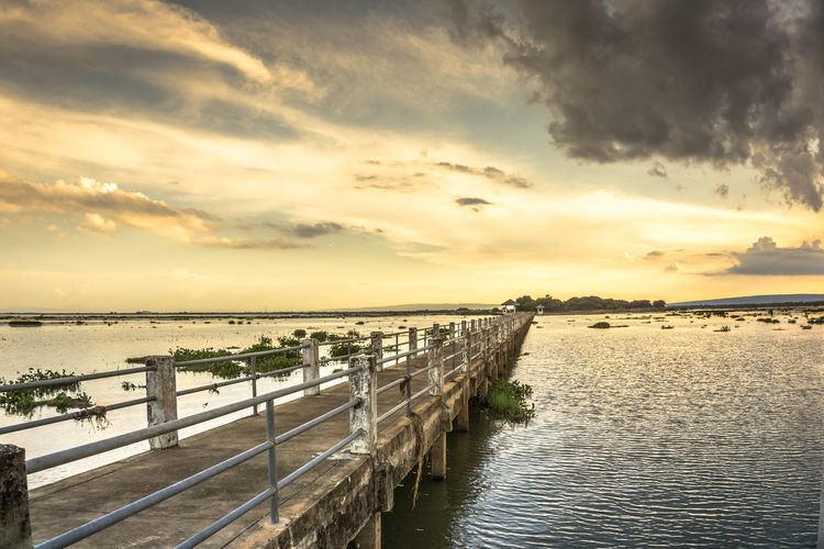 Architecture Beach Beauty In Nature Building Exterior Built Structure Cloud - Sky Day Horizon Over Water Nature No People Outdoors Scenics Sea Sky Sunset Tranquil Scene Tranquility Water