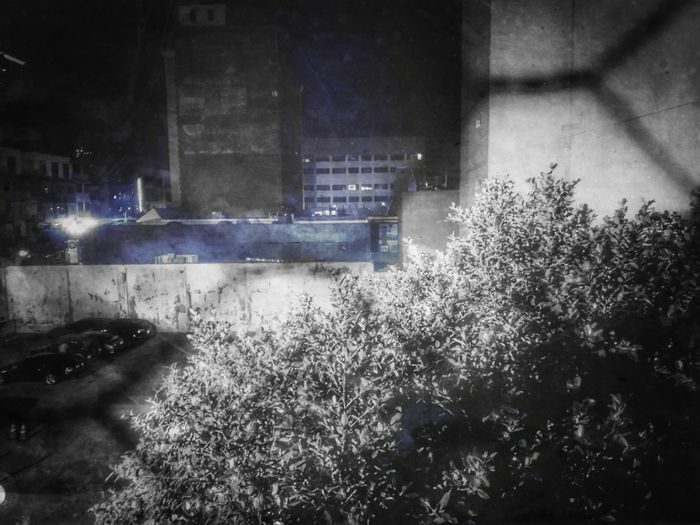 Night City Built Structure Details All The Small Things Abstract_concept