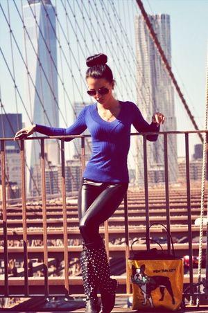 Newyorkcity Broklyn Bridge