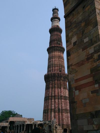 Architecture Business Finance And Industry Delhi History India Low Angle View Travel Travel Destinations Worldheritage