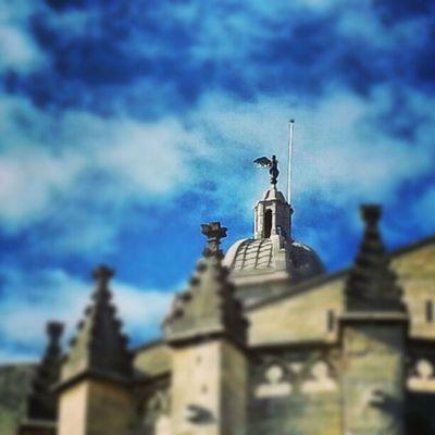 Angel de la Catedral Igersgirona Incostabrava Girona10 Instagirona cel @costabravapirineu