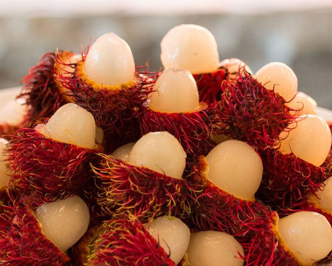 Rambutans! Eat More Fruit Fruit Foodporn