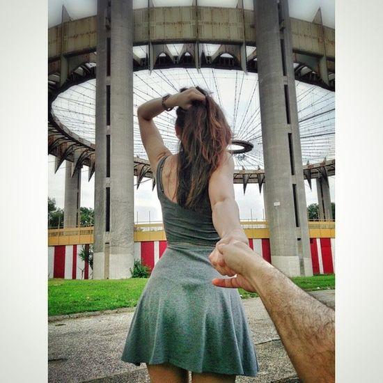 FollowUS @ the new York state pavillion Tentoftomorrow Coronapark Flushingmeadows queens newyorkcity newyork NYC ny girl ruins dramatic pretty hottie