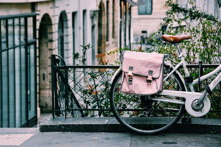 Bike's Bag. Bicycle Street Cityscapes Urban Transportation Accessories For Bicycles Retro Bike Market Reviewers' Top Picks CyclingUnites Lieblingsteil