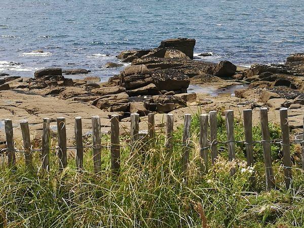 Bretagne France 🇫🇷 Atlantic Ocean Beach Rock Landscape_photography Carte Postale Outdoor Photography Beauty In Nature