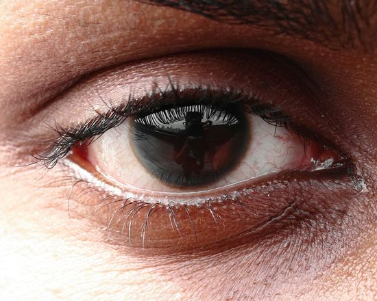 An eye is the lens of our mind Human Eye Eye Portrait Human Face Looking At Camera Eyeshadow Eyelash Close-up People Beautiful People Yongnuo 35mm Human Body Part Young Adult Taking Photos Learning Photography Outdoors Singpore