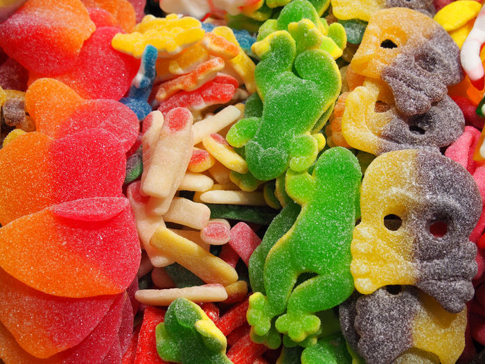 Assortment of colorful candies Dessert Diet Frog Green Color Market Sugar Assortment Candies Candy Close-up Colorful Delicious Food Food And Drink Freshness Heart Multi Colored Nutrition Orange Color Ready-to-eat Red Color Shop Sugary Sweet Sweet Food