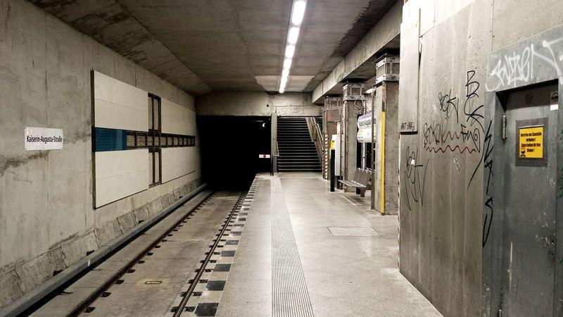 Berlin Wunderschön Citylife Underground