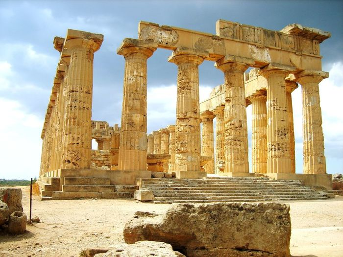 temple Sicily Agrigento Templi Greece Old Sicilia Travel Destinations Built Structure Old Ruin Architecture Sky History Outdoors Day Architectural Column Ancient Civilization No People Nature