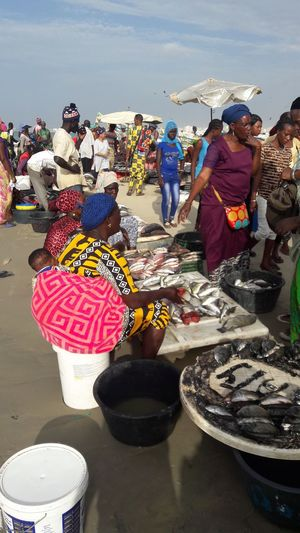 Fish Market on Beach in Dakar, Senegal 2018 2018 Dakar Selling Fish Senegal Today African People 2018 Yoff Beach Dakar West African Beach African Fish Market Beach In Dakar Crowded Market In Africa Femmes Senegalese Poissons West Africa Poissons De Dakar, Marche 2018 West Africa Beach Scene Africa Infant Mother Mother Selling Fish, Senegal 2018 Plage Senegal 2018 Senegal Fish Market 2018 Senegalese Dakar 2018 Men Market Sunlight Lifestyles For Sale Crowd Nature Outdoors Buying