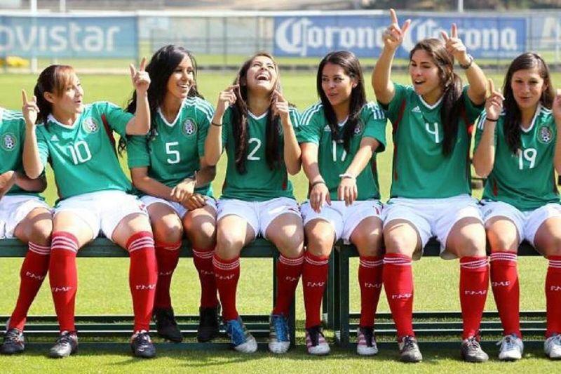 Eltrifemenil Seleccion Mexicana