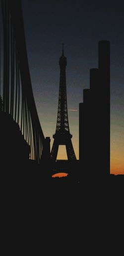 Evening in Paris!!!! Travel Destinations Engineering Tower Travel Bridge - Man Made Structure Metal Tourism Skyscraper Outdoors No People Your Ticket To Europe Berlin Love Friendship Togetherness The Week On EyeEm Technology Child Two People EyeEm Selects Childhood Standing Lifestyles