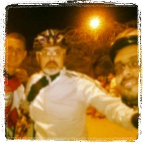 TeamFoxRacing BicicletadaRJ MassaCriticaJPA FridaysNightBikers Burning
