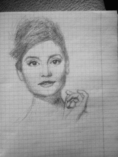 a memory of you, art of Jehna Coulman Oswald Clara Oswin Oswald Art Drawing First Eyeem Photo