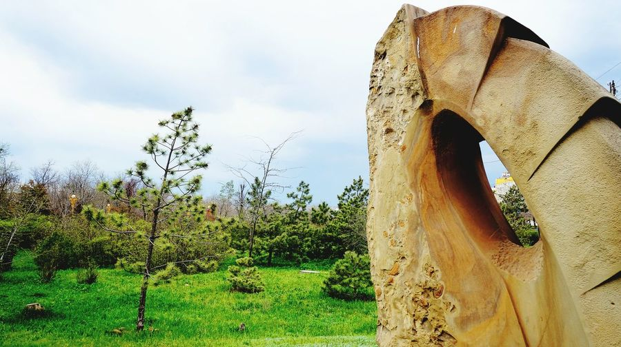 Statue Dance Yin & Yang Yinyang Stone Hole Eye4photography  Nature_collection Monument