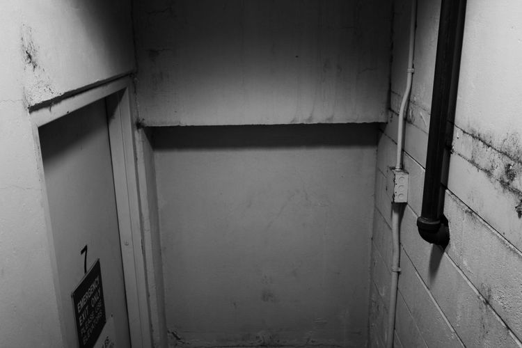 Door Architecture Built Structure Indoors  No People Day Close-up Black & White By Tisa Clark