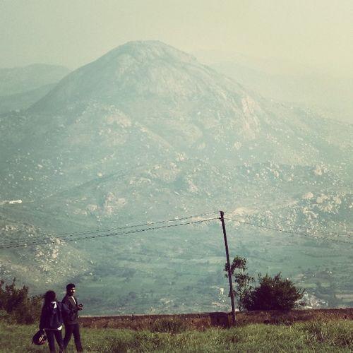 Hills Karnataka Nandi hills