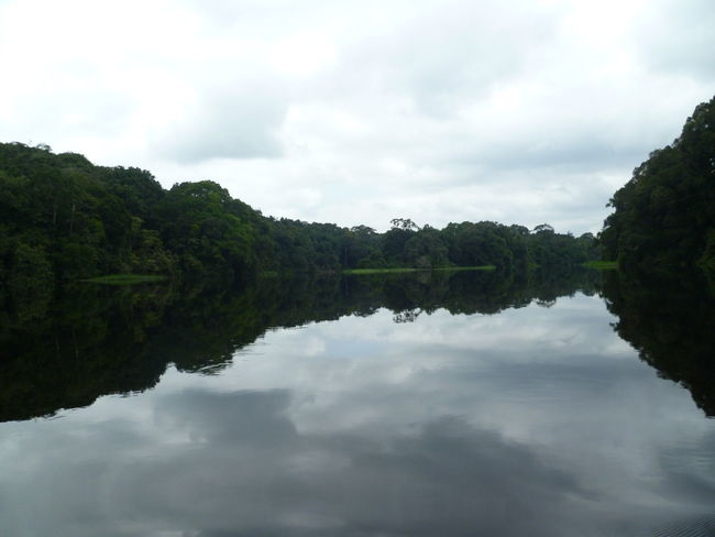 Beauty In Nature Cameroon Cloud - Sky Day Ebogo Ecoturism Ecoturismo Nature No People Outdoors Reflection River Scenics Sky Tranquil Scene Tranquility Water Sky And Clouds Reflections EyeEmNewHere