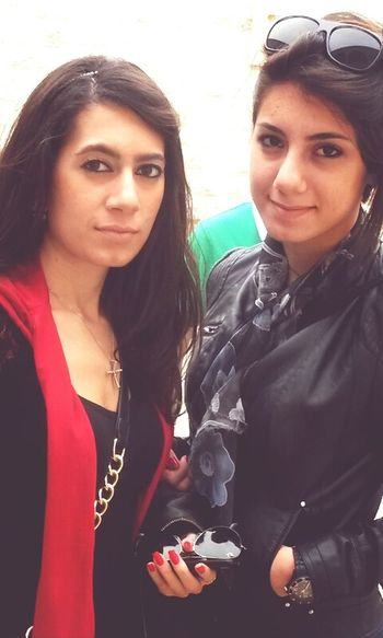 Day Out Me And My Sister :) With Friends StCharbel
