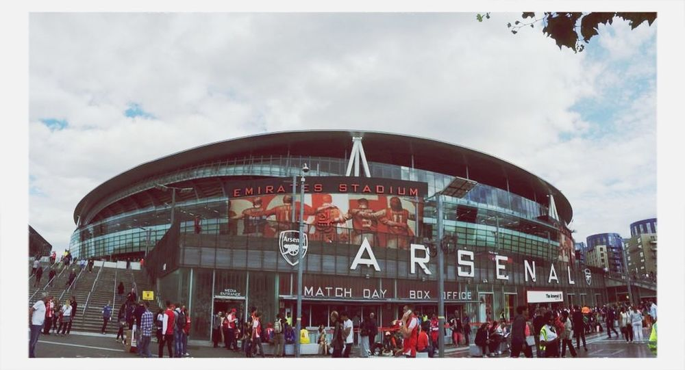 Arsenal Stadium Football
