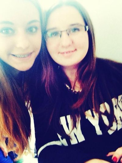 Avec  Marina