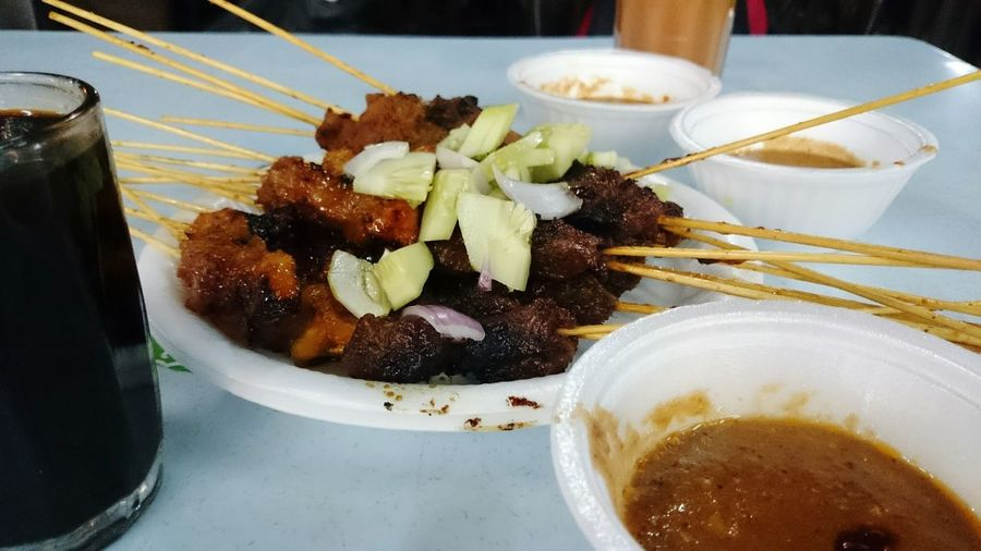 Food Lover Asian Food Malaysian Food Delicious Malay Satay