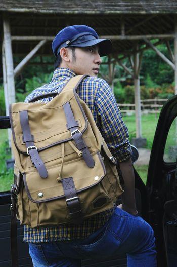 Resolute Bag Photoproduct Bandungcity