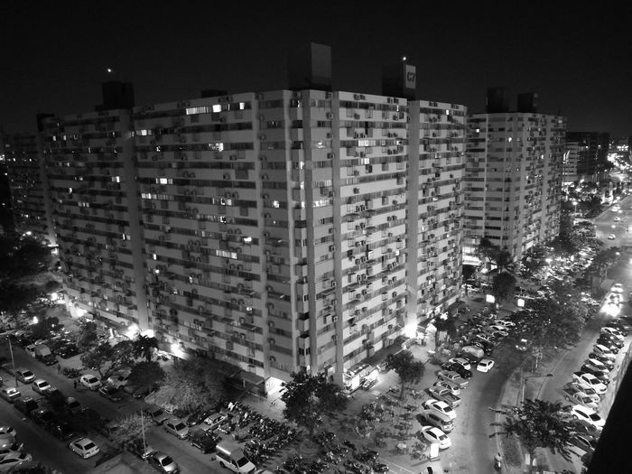 City Architecture Apartment Building Exterior Built Structure Night Cityscape Residential Building Outdoors No People Business Finance And Industry Illuminated Skyscraper Urban Skyline Nature