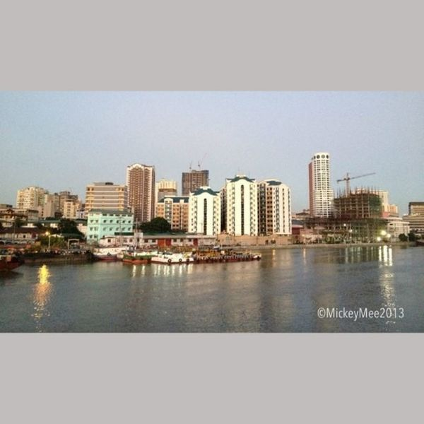 A view of Manila from Fort Santiago Seepilipinas Travelph Philippines Pilipinas
