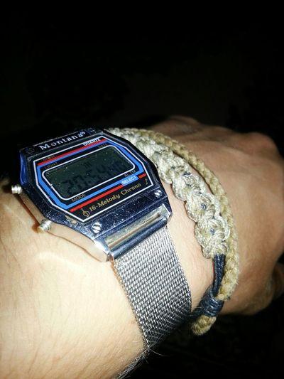 Montana Clock годинник часы браслет