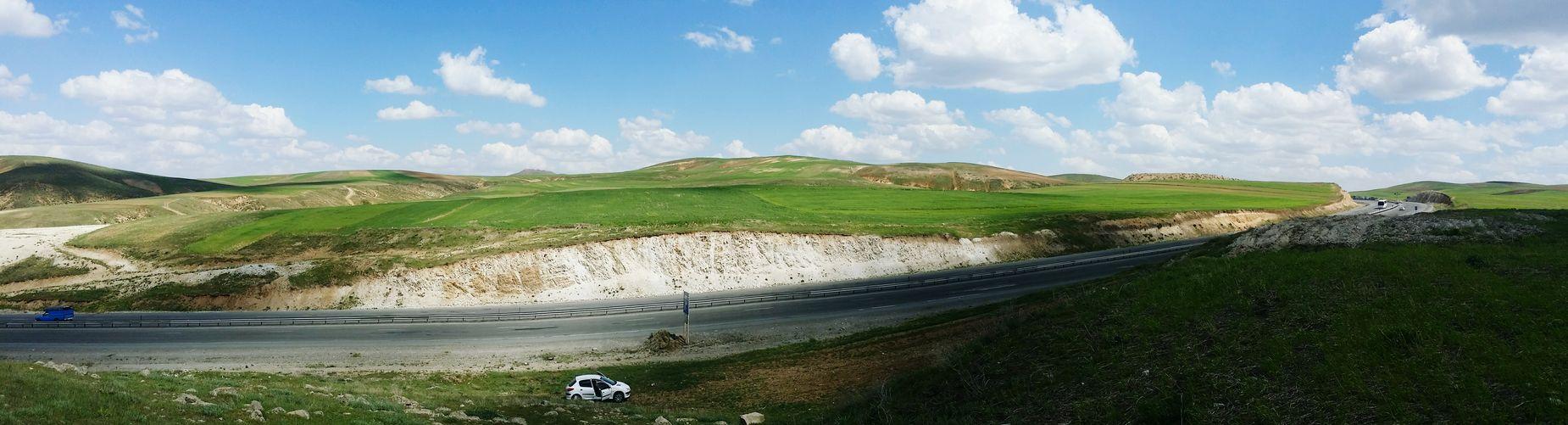 Panorama from zanjan Highway First Eyeem Photo