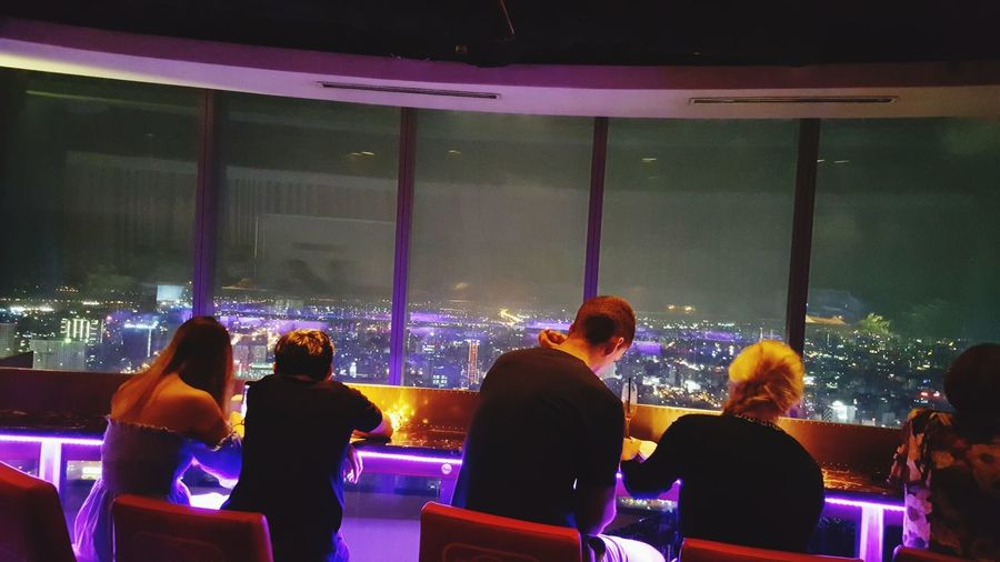 Indoors  People Watching Night Adult Group Of People Dj Learning Men Technology Large Group Of People Nightclub Presenter Student Friendship Fan - Enthusiast Adults Only Illumination World Beautiful Places In The World My Smartphone Life The Week On EyeEm Cityscape Illuminated