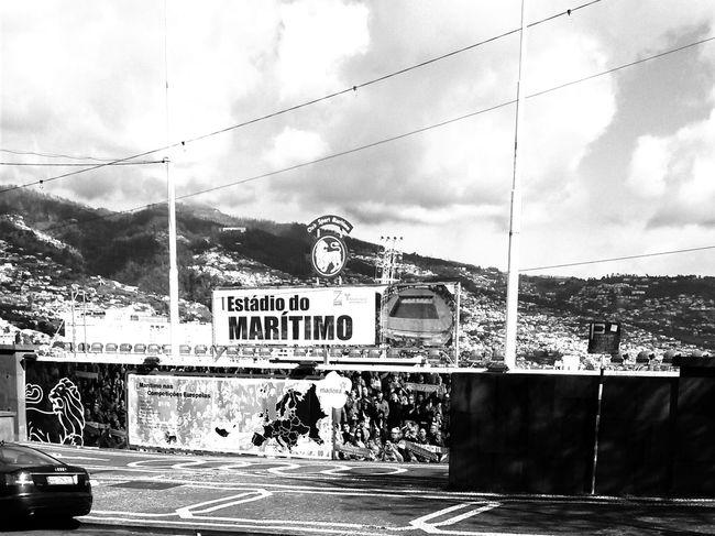 Maritimo Funchal Portugal Madeira Cs Maritimo Estadio