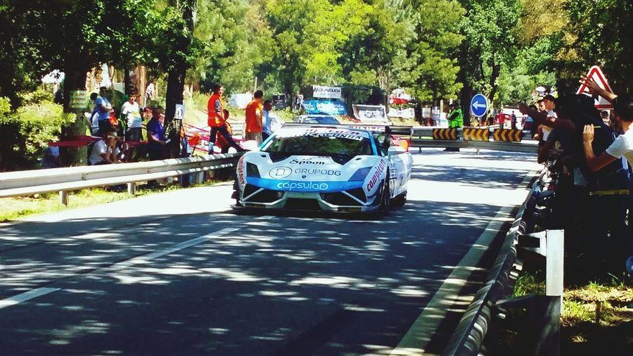 Rally Car Cars Portugal Carros Rampa Da Falperra 2015 Falperra Lamborghini