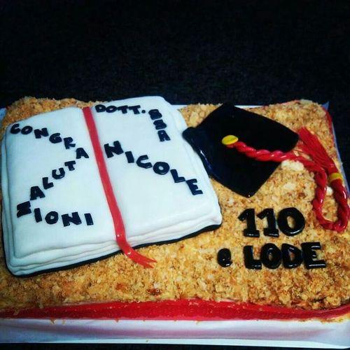The desserts I make! @solozuccheriacolazione.altervista.org Desserts Cake Fondant Cake Master's Degree