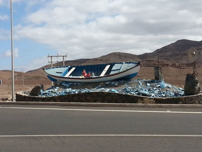 Fuerteventura Las Playitas Fishing Boat