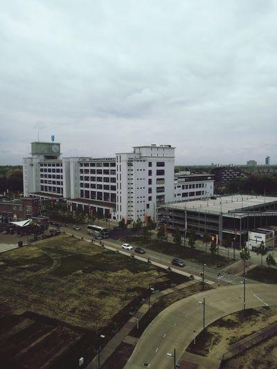 Strijp-s Klokgebouw Eindhoven