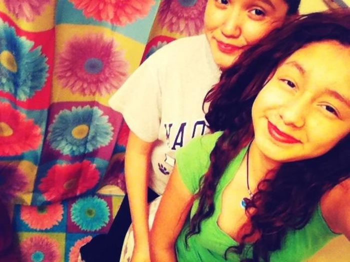 With Myy Babee ! <33