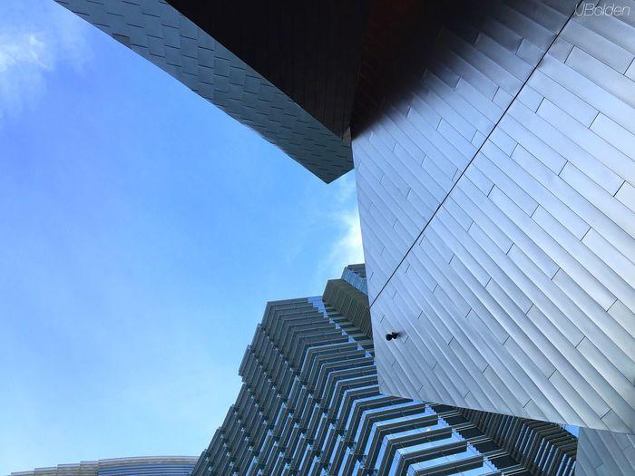 Amazing Architecture Las Vegas The Aria Hotel The Traveler - 2015 EyeEm Awards The Architect - 2015 EyeEm Awards