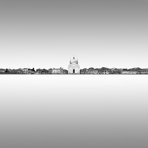 Redentore   Venice   Italy   2018 Wanderlust Italy Bnw Bnw_collection Bnw_magazine Venezia Venice Long Exposure Bnw_minimalist Pictureoftheday Minimalism Minimalist Architecture Blackandwhite Bnwminimalismmag Sky Copy Space Clear Sky Water Nature No People Day Architecture Built Structure Waterfront Outdoors Scenics - Nature Tranquil Scene Tranquility Sea Beauty In Nature The Minimalist - 2019 EyeEm Awards The Architect - 2019 EyeEm Awards The Creative - 2019 EyeEm Awards The Minimalist - 2019 EyeEm Awards The Great Outdoors - 2019 EyeEm Awards