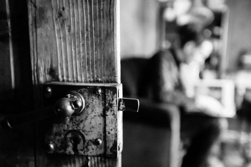Old. Door