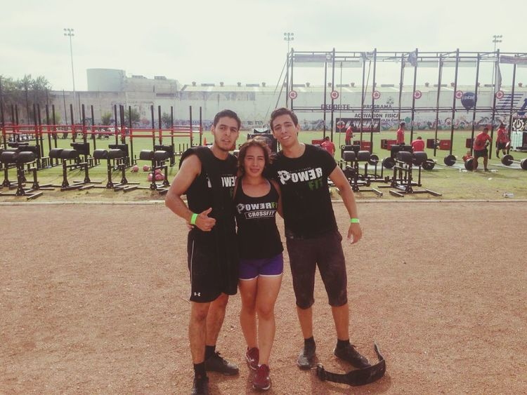 Copa Lyvic 2k16 Crossfit Dream Team ✌ Best Day Ever Crossfit Strong