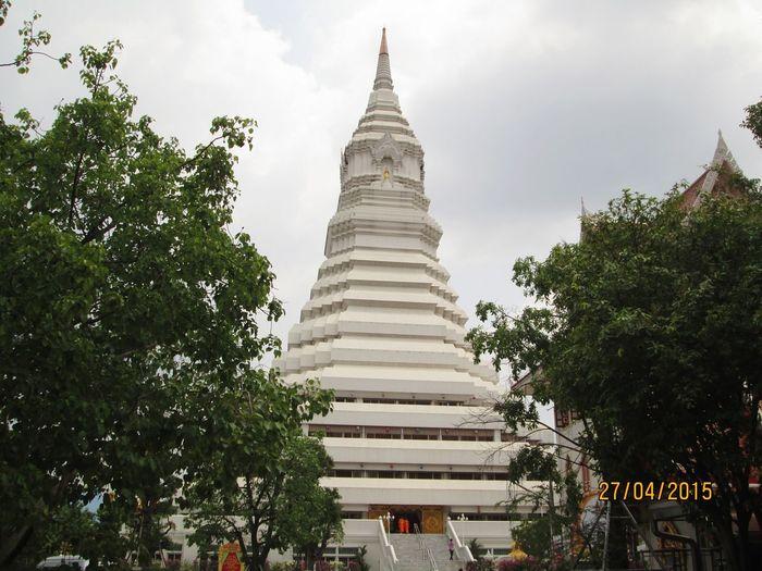 พระมหาเจดีย์มหารัชมงคล,Wat Pak Num,Pasricharean,Bangkok. Taking Photos Urban Sculpture Photo Of The Day.r Thailand_allshots EyeEm Thailand.